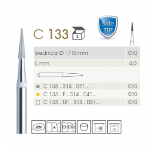 Finir C133UF.314.010 Safe Tip